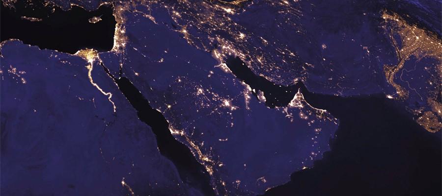 الإنحلال الكبير في الشرق الأوسط