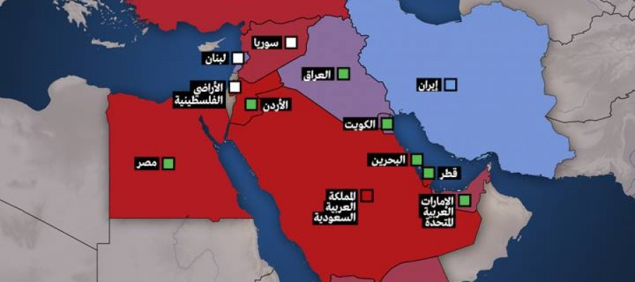 توقعات «ستراتفور»: تقارب مصري تركي وإصلاحات اقتصادية في الخليج