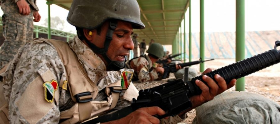 التشكيك في الوقائع على الأرض في العراق