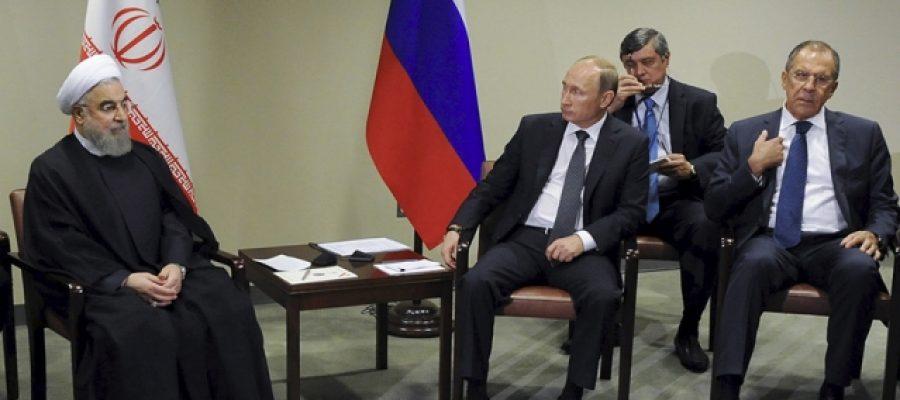 روسيا تخدم المحور الشيعي بمنطقة الشرق الأوسط للإضرار بالمصالح الأمريكية