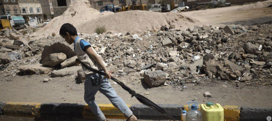 نقل البنك المركزي من العاصمة اليمنية صنعاء قد يؤدي إلى مجاعة في البلاد