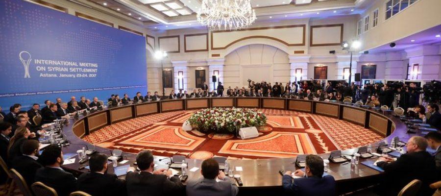 كيف فاقم مؤتمر أستانة من الأزمة السورية؟!