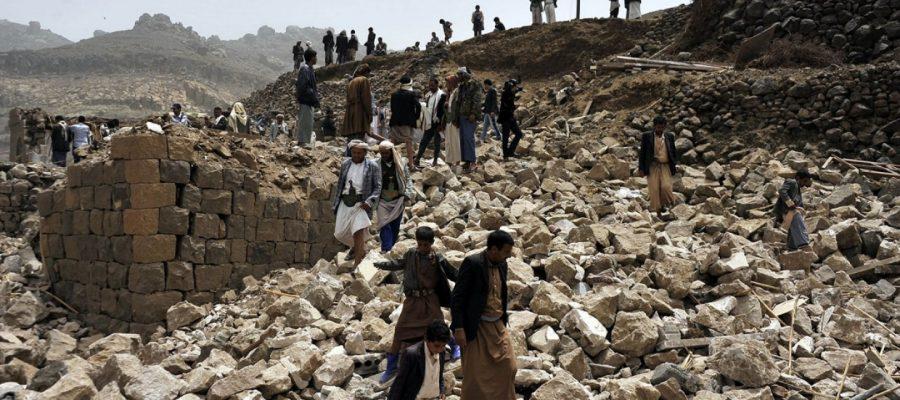 رؤية استمرار النشاط الاقتصادي وإعادة الإعمار في اليمن