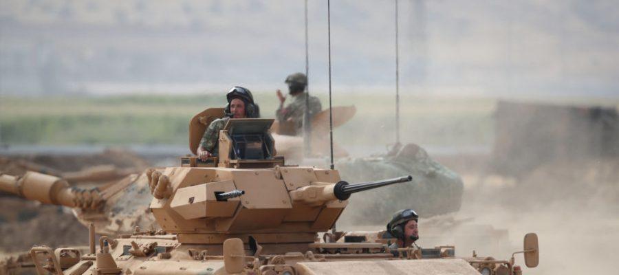 تركيا وأكراد سوريا.. أهداف طموحة وعوائق إستراتيجية