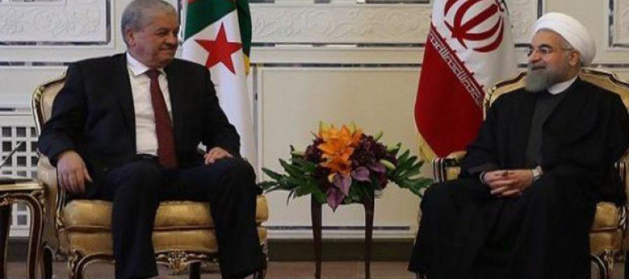 إيران والجزائر.. محور إستراتيجي وبواعث قلق خليجي!