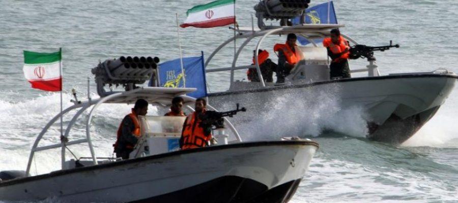 الرد على الأسلحة والتدريبات البحرية الإيرانية الجديدة في الخليج